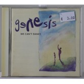 Genesis / We Can't Dance