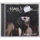 Mary J. Blige / What's The 411?