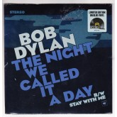 Bob Dylan / The Night We Called It A Day ( Limited Edition On Blue Vinyl)