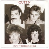 Queen / I Want To Break Free