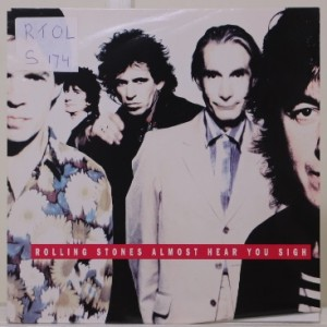 Rolling Stones / Almost Hear You Sigh