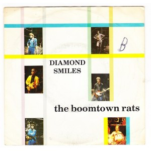 The Boomtown Rats / Diamond Smiles