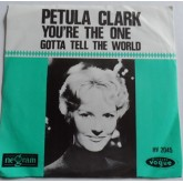 Petula Clark / You're The One