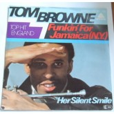 Tom Browne / Funkin For Jamaica
