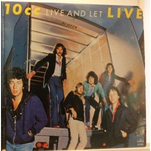 10CC / Live And Let Live (2Lp)