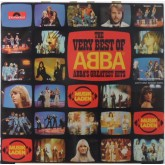 Abba / The Very Best Of Abba 2 Lp