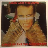 Adam And The Ants / Kings Of The Wild Frontiers (Catalogue)
