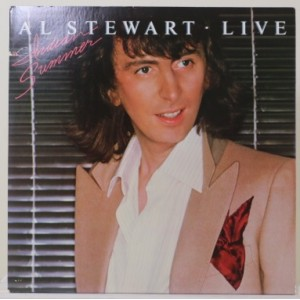 Al Stewart / Live Indian Summer 2LP