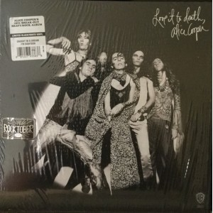 Alice Cooper / Love It To Death