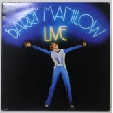 Barry Manilow / Live 2 LP
