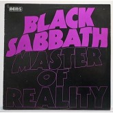 Black Sabbath / Master Of Reality