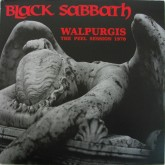 Black Sabbath / Walpurgis The Peel Session 1970