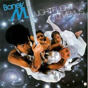 Boney M. / Nightflight To Venus