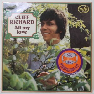 Cliff Richard  / All My Love