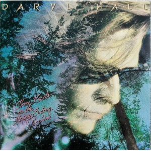 Daryl Hall / Three Hearts In The Happy Ending Machine