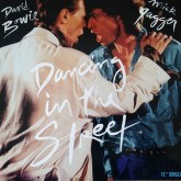David Bowie And Mick Jagger / Dancing In The Street