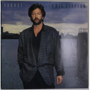 Eric Clapton / August