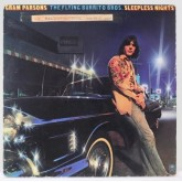 Gram Parsons The Flying Burrito Bros / Sleepless Nights