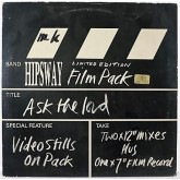 "Hipsway / Ask The Lord (12"" Limited Edition)"