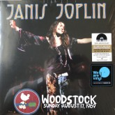 Janis Joplin / Woodstock Sunday August 17, 1969