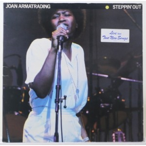 Joan Armatrading / Steppin Out