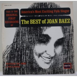 Joan Baez / The Best Of Joan Baez