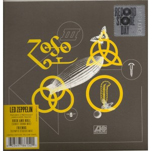 Led Zeppelin / Rock And Roll (Sunset Sound Mix) / Friends (Olympic Studios Mix)