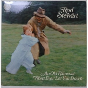 Rod Stewart / An Old Raincoat Won't Ever Let You Down Sample Not For Sale