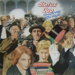 Status Quo / Whatever You Want