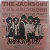 The Jacksons / Shake Your Body