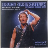 Bruce Springsteen And The E Street Band / Live: Estadio River Plate 15 oct 88