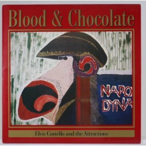 Elvis Costello And The Attractions / Blood & Chocolate White Vinyl