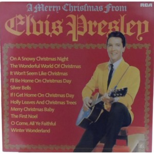 Elvis Presley / A Merry Christmas From Elvis Presley