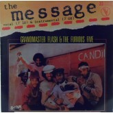 Grandmaster Flash and The Furius Five / The Message (Limited Edition)