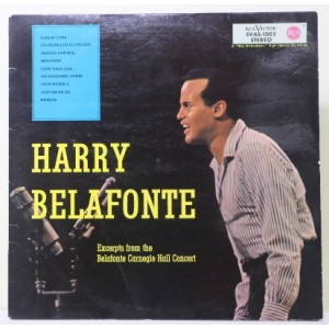 Harry Belafonte / Excerpts From The Belafonte Carnegie Hall Concert