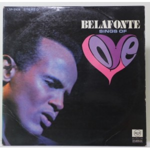Harry Belafonte / Sings Of Love
