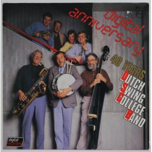 Dutch Swing College Band / 40 Years