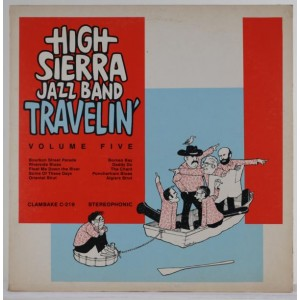 High Sierra Jazz Band / Travelin