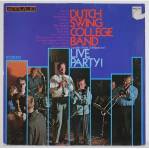 Dutch Swing College Band / Live Party