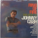 Johnny Cash / Rings Of Fire