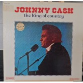 Johnny Cash / The King Of Country 3 LP Box