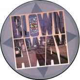 King Swamp / Blown Away Picture Disc