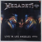 Megadeth / Live In Los Angeles 1995
