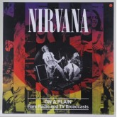 Nirvana / On A Plaine Rare Radio And TV Broadcasts
