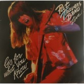 Pat Travers Band / Live Go For What You Know