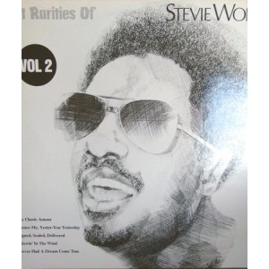 Stevie Wonder / Best Rarities Of Vol.2
