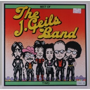 The J.J. Geils Band / Best Of