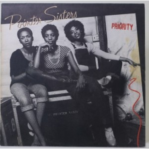 The Pointer Sisters / Priority