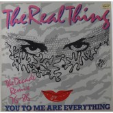 The Real Thing / You To Me Are Everything