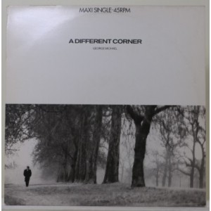 George Michael / A Different Corner